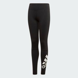 NWT! Adidas BELIEVE THIS Branded Tights